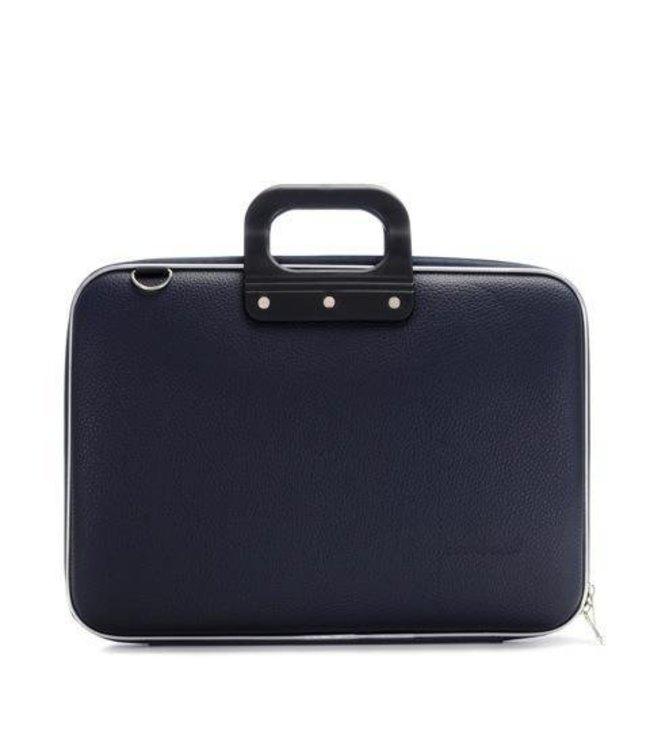 Bombata Classic Laptoptas 15,6 inch - Donker Blauw