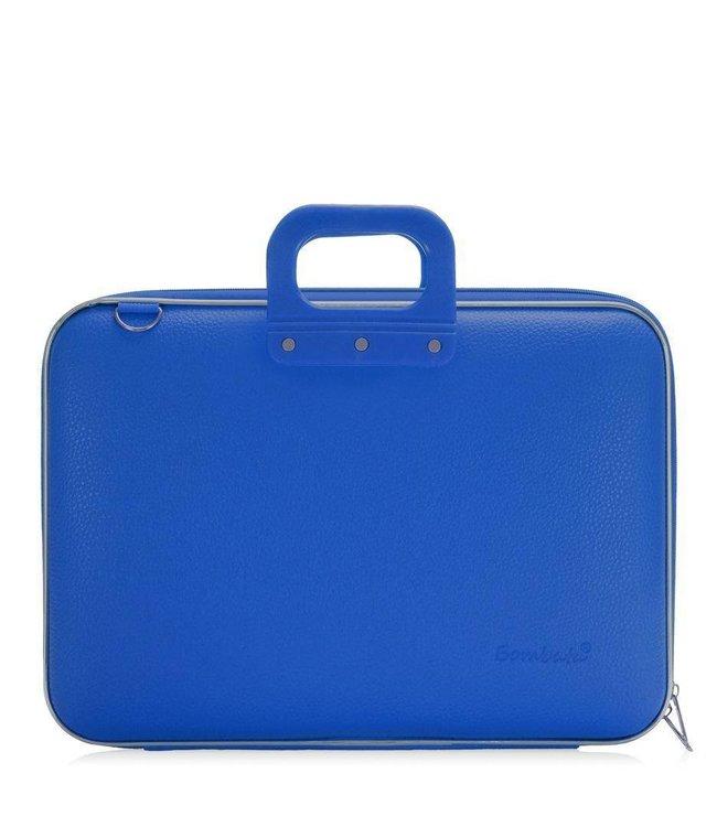Bombata Classic Laptoptas 15,6 inch - Cobalt Blauw