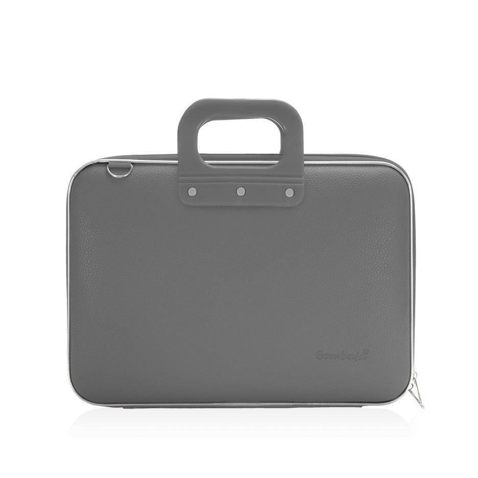 Medio Laptoptas 13 inch Antraciet