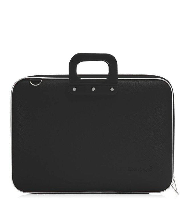 Bombata Maxi Laptoptas 17,3 Inch - Zwart