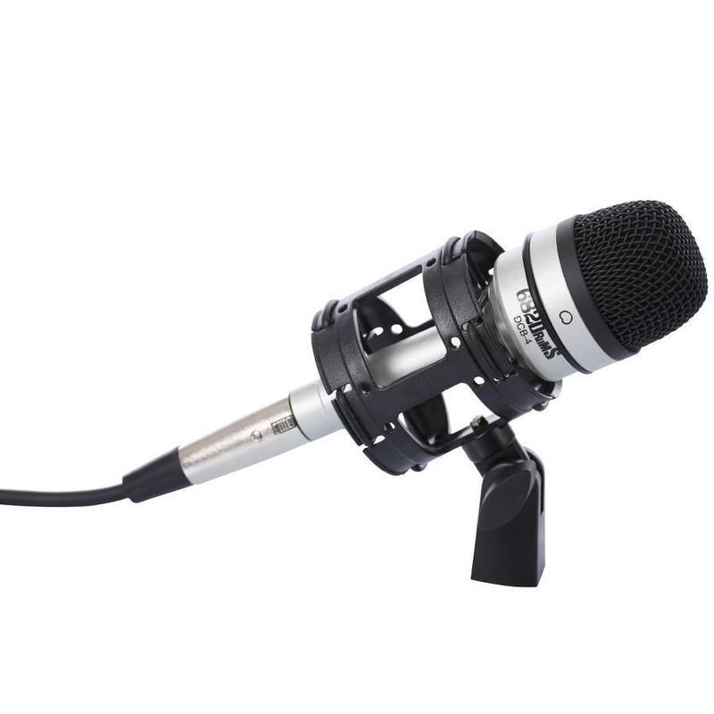 DCB-4 Bass Drum Microfoon