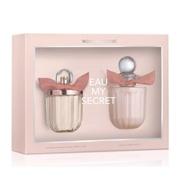 Women'secret Eau My Secret Set