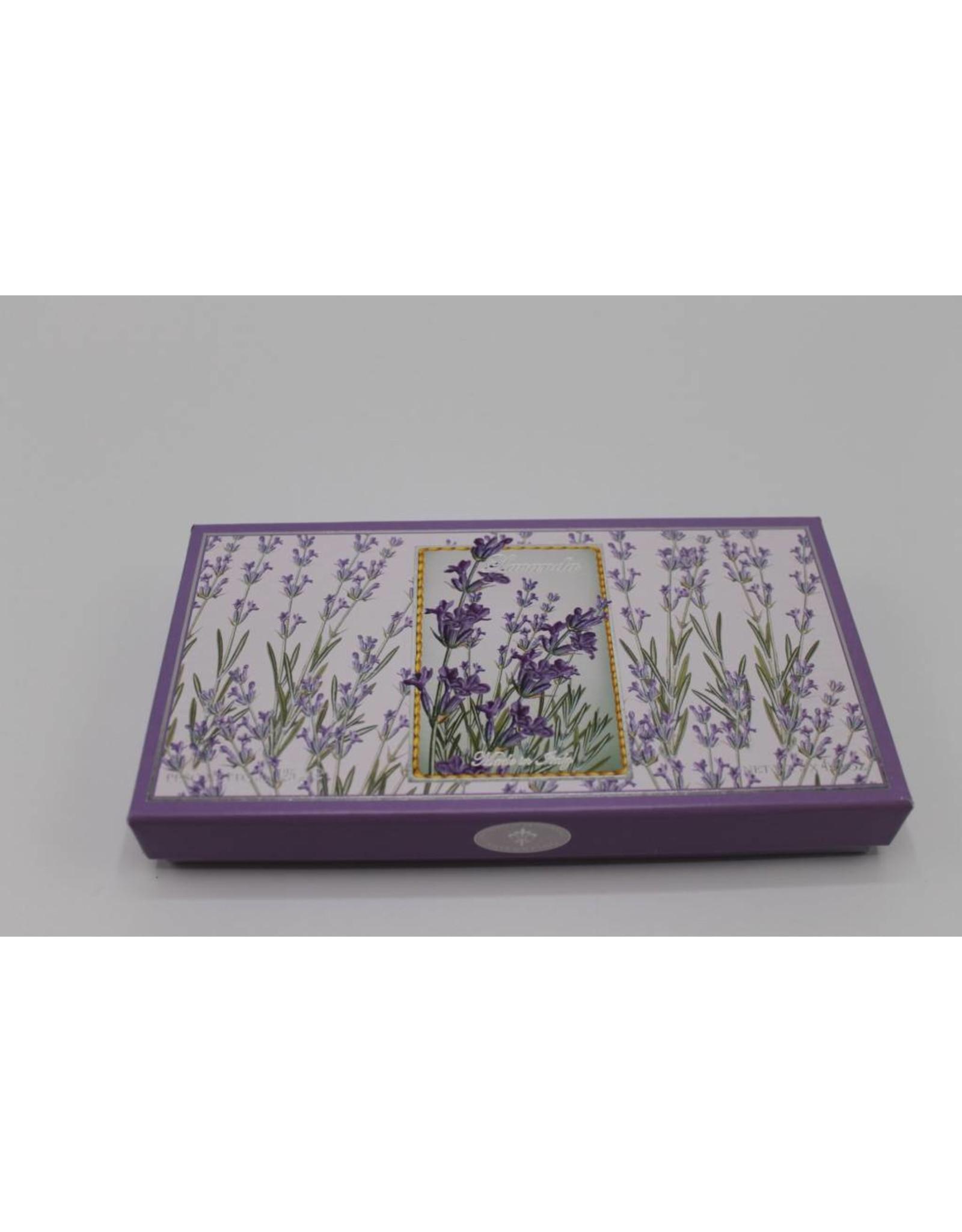 Fiorentino Lavendel  - Fiorentino - Zeep 3x125 gram