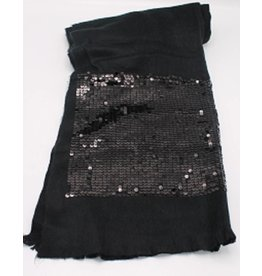 Black Pailleten
