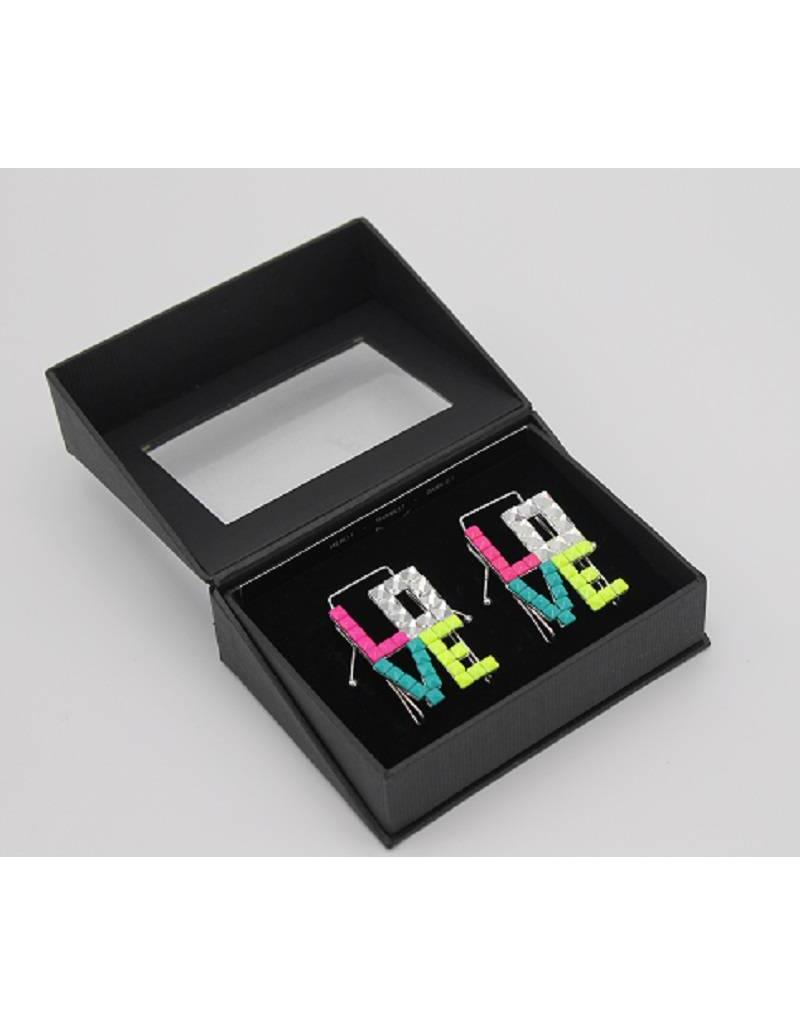 CLIP n GO Love Studs - Clip n Go Jewelry