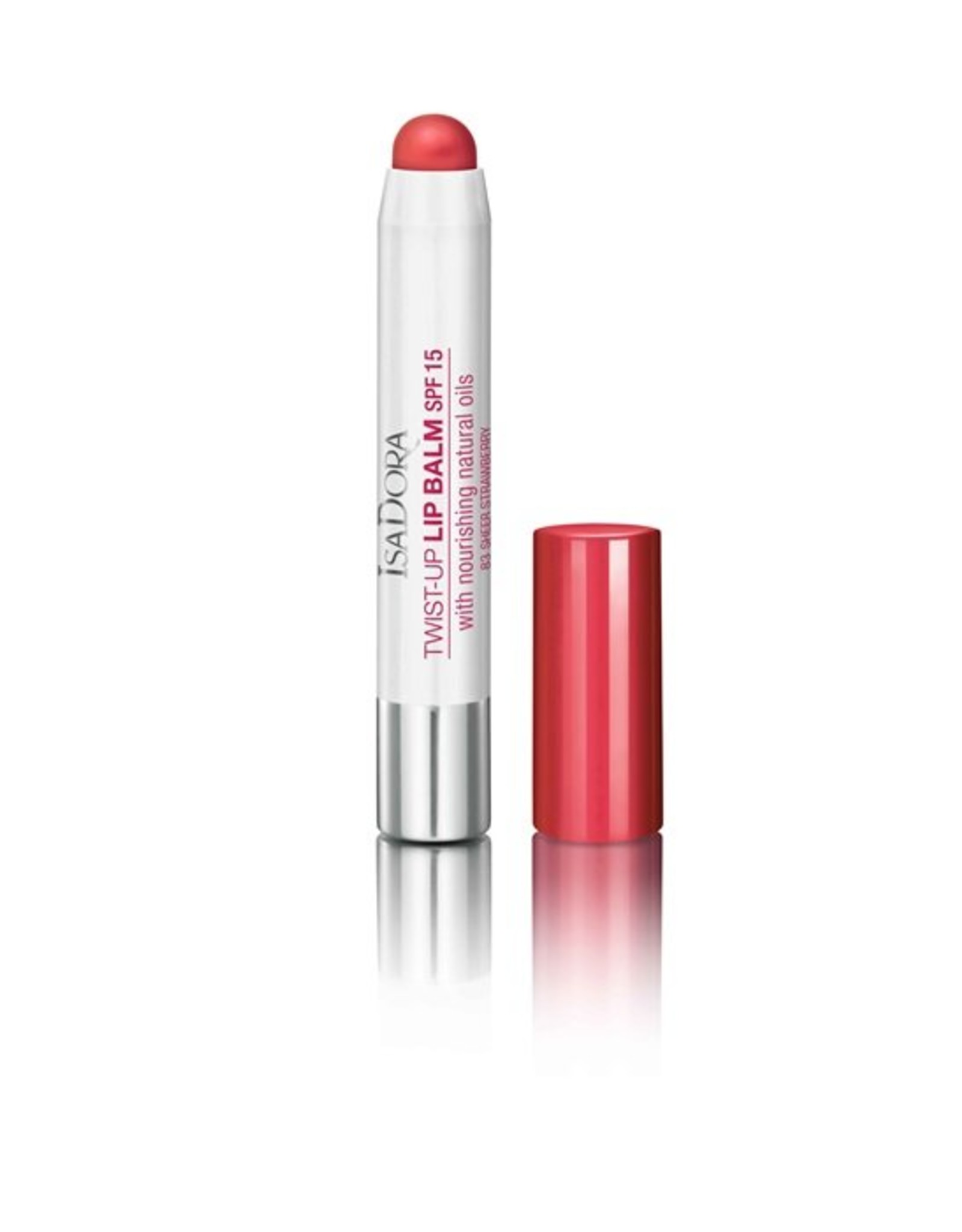 Isadora Twist Up Lip Balm SPF 15 - Isadora