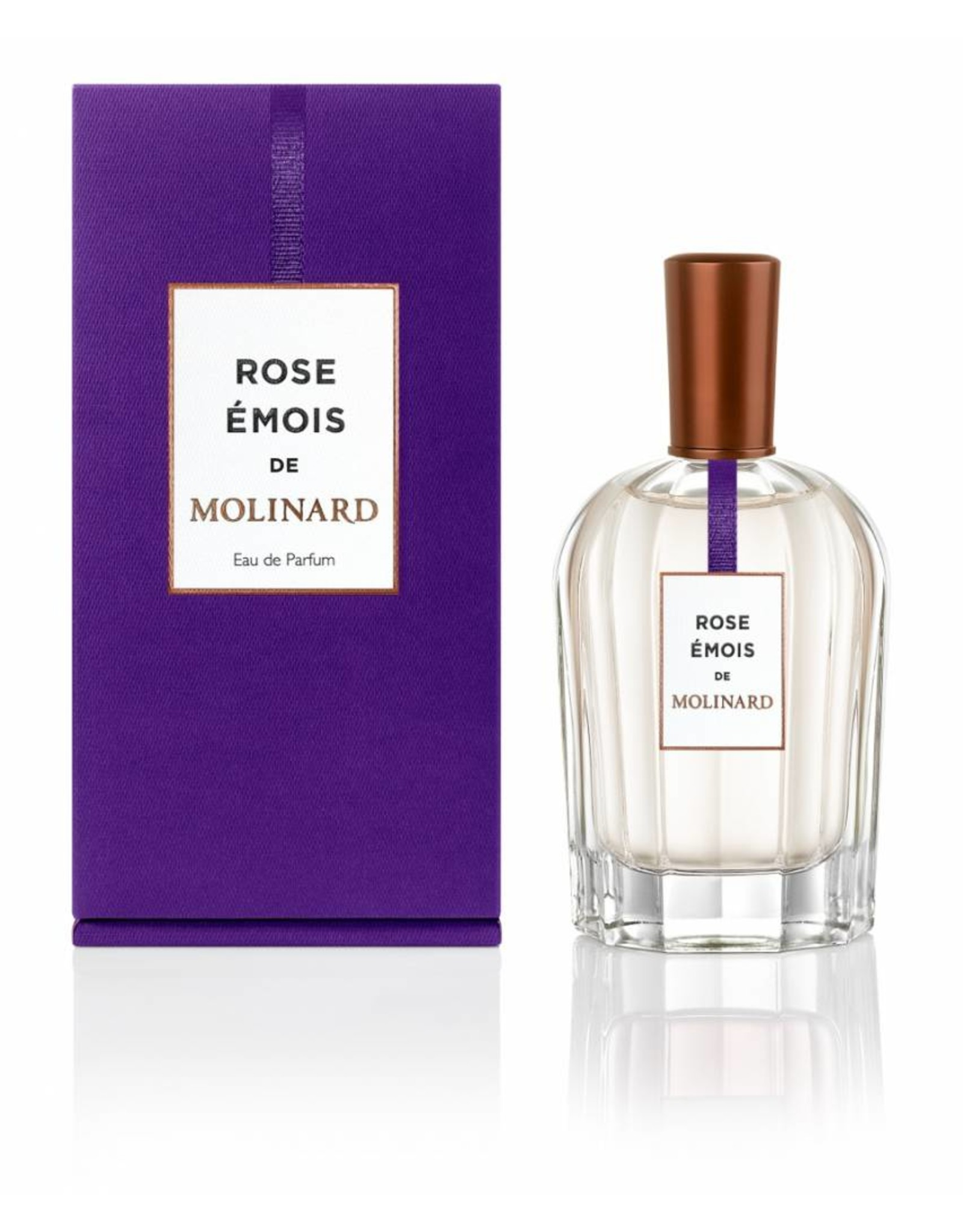 Molinard Rose Emois - La Collection Privée - Molinard - Eau De Parfum  Women