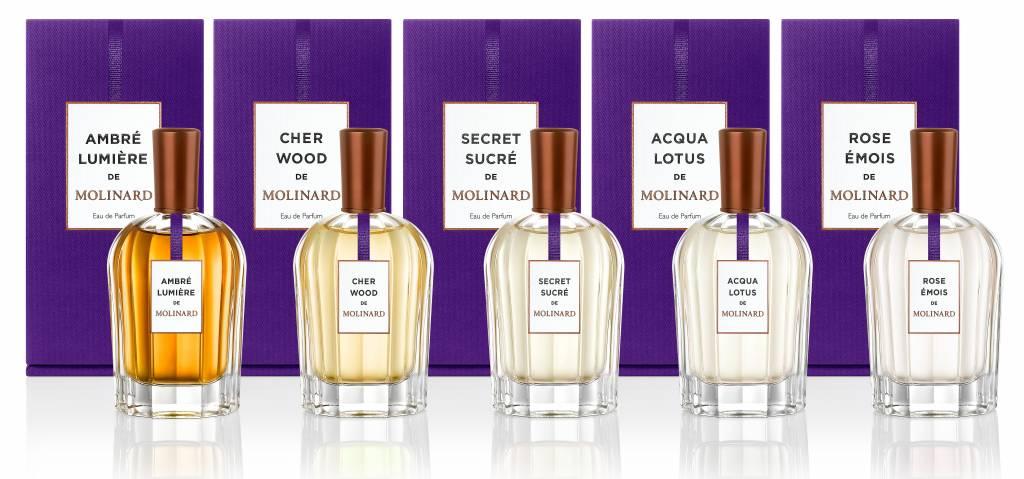 Demonstraties Molinard Parfums