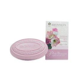 Bronnley Pink Bouquet savon