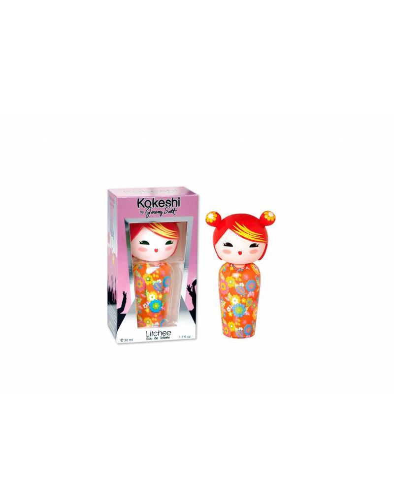 Kokeshi Litchee  - Kokeshi by Jeremy Scott - Eau De Toilette 50 ml