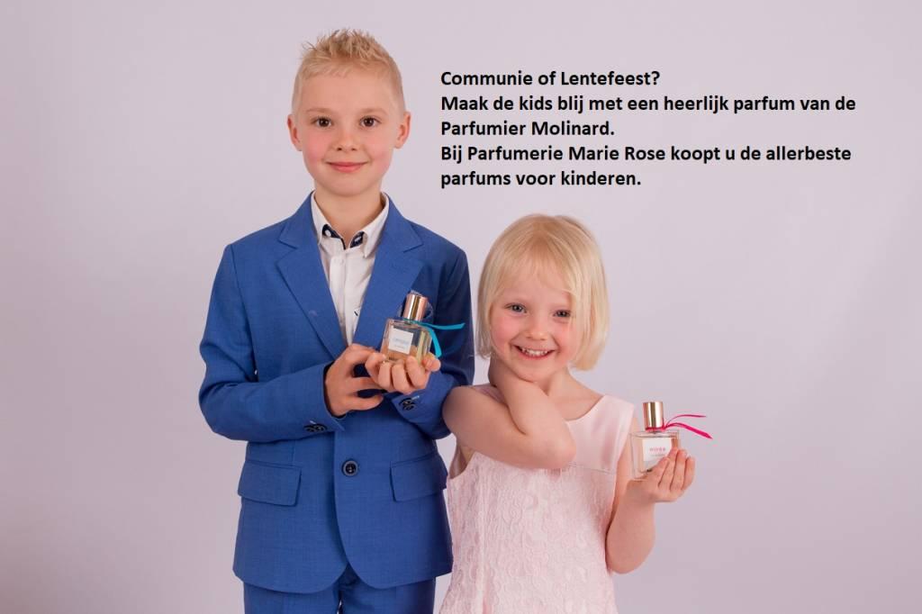 Parfum als Cadeautip voor Communie of Lentefeest