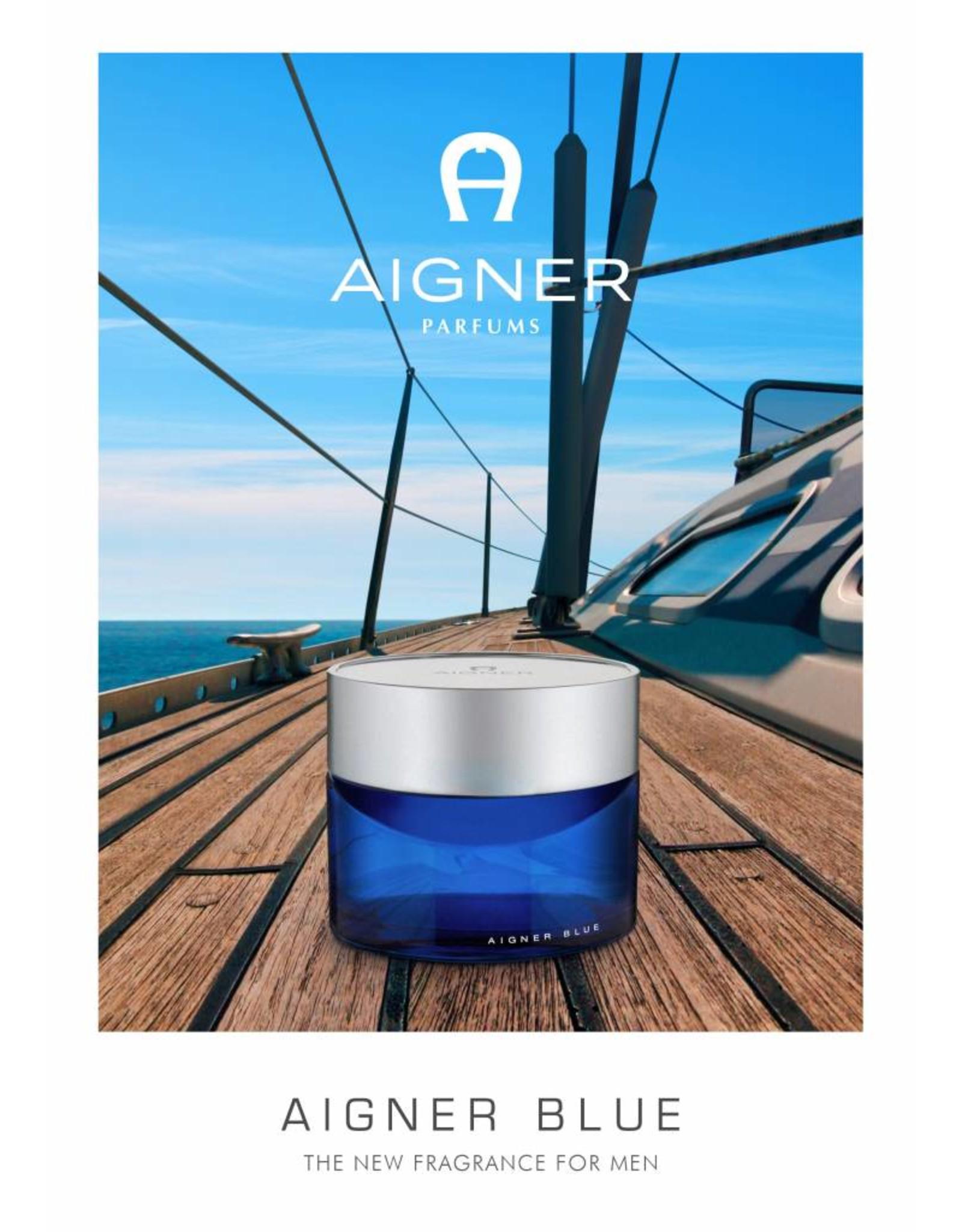 Aigner Bleu Eau De Toilette for Men by Etienne Aigner - Parfumerie  Marie-Rose