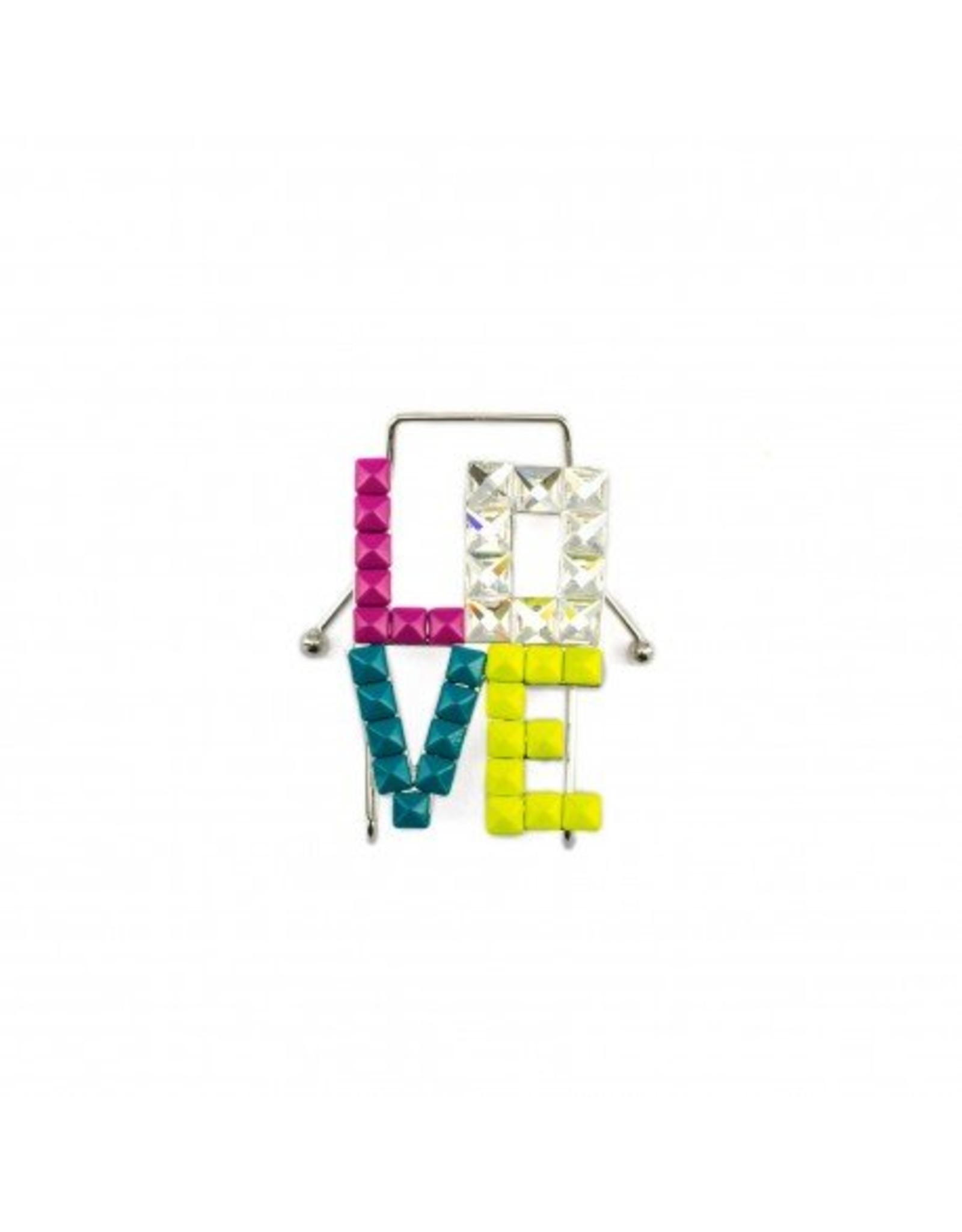 CLIP n GO Love Studs - Clip n Go Jewelry