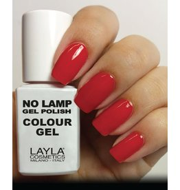 Layla Cosmetics Live Red