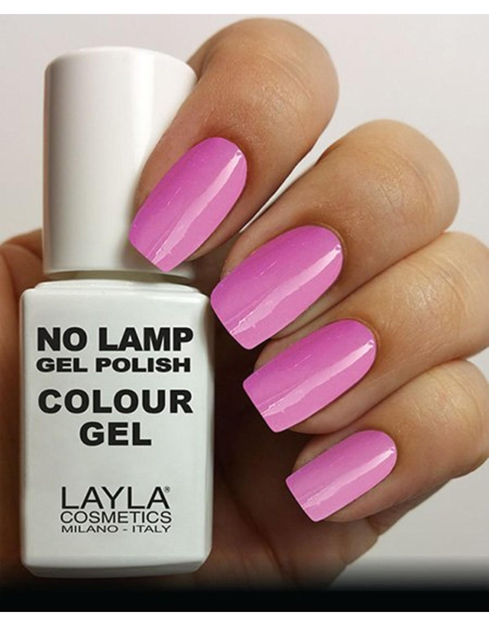 Layla Cosmetics No Lamp 14 Dance With Pink - Layla Cosmetics - Gel Polish