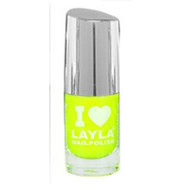 Layla Cosmetics Jellow Fluo