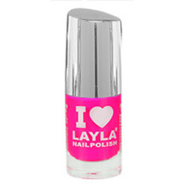 Layla Cosmetics Light Pink Fluo