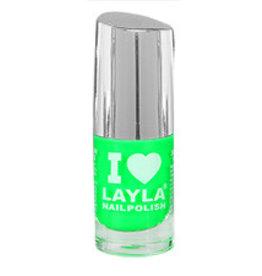 Layla Cosmetics Dark Green Fluo