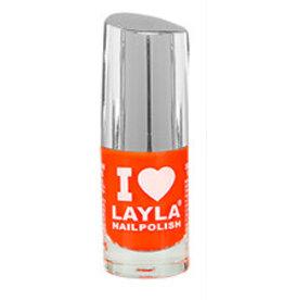 Layla Cosmetics Orange Fluo