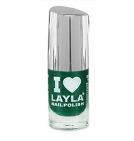 Layla Cosmetics Deep Green