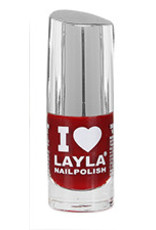 Layla Cosmetics Reddy Red