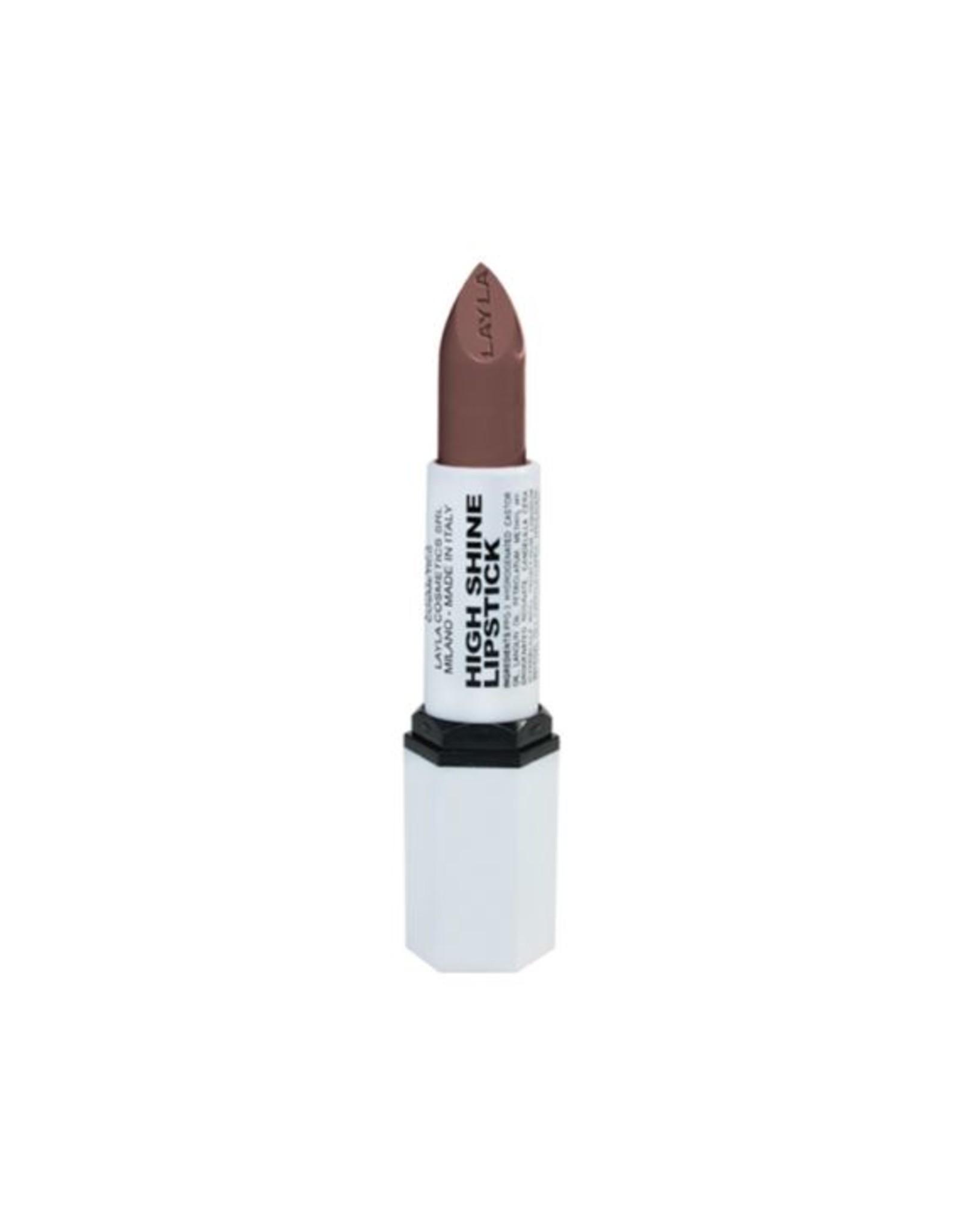 Layla Cosmetics Rouge à Lèvres 38 - High Shine Lipstick - Layla Cosmetics