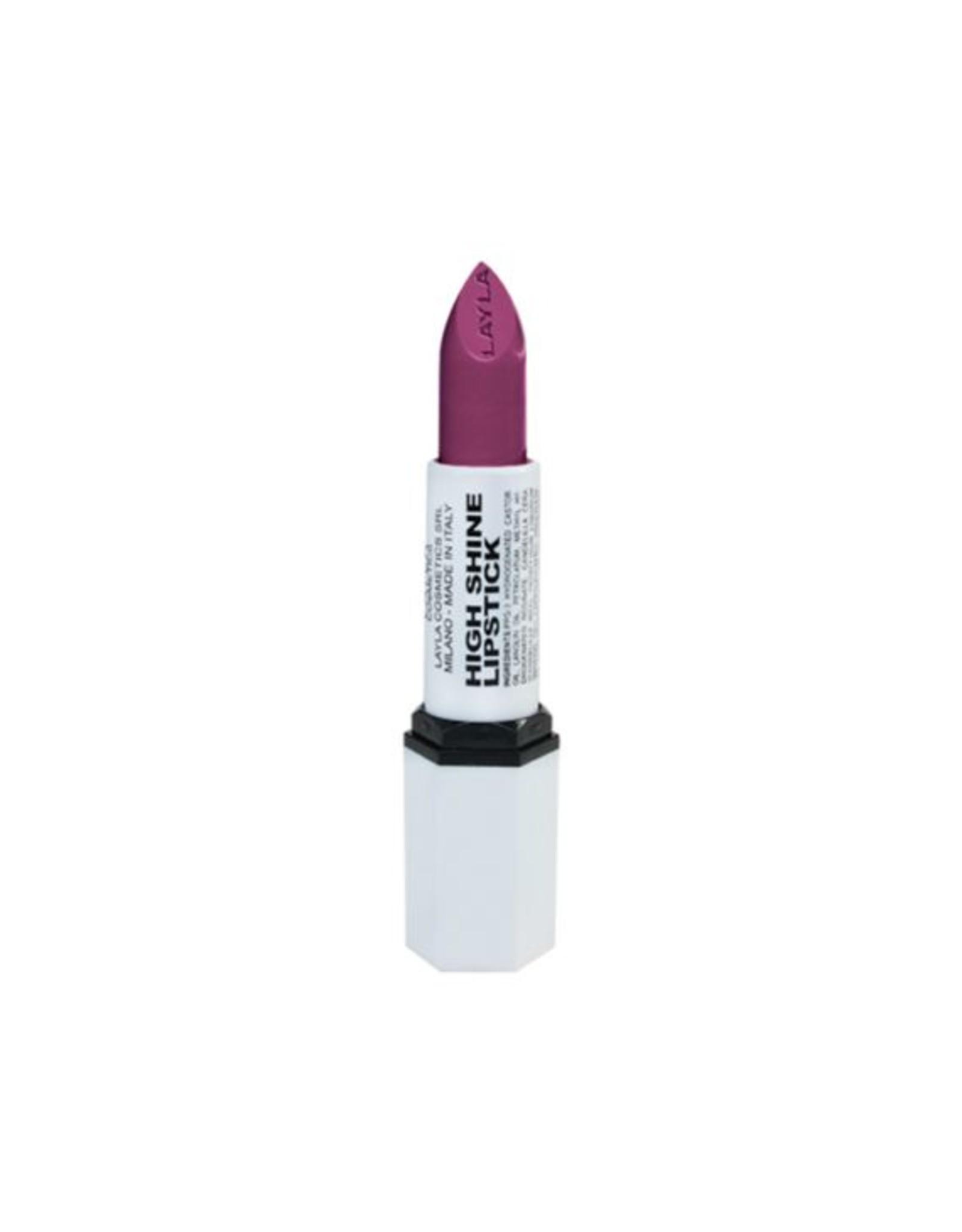 Layla Cosmetics High Shine Lipstick 40 - Layla Cosmetics