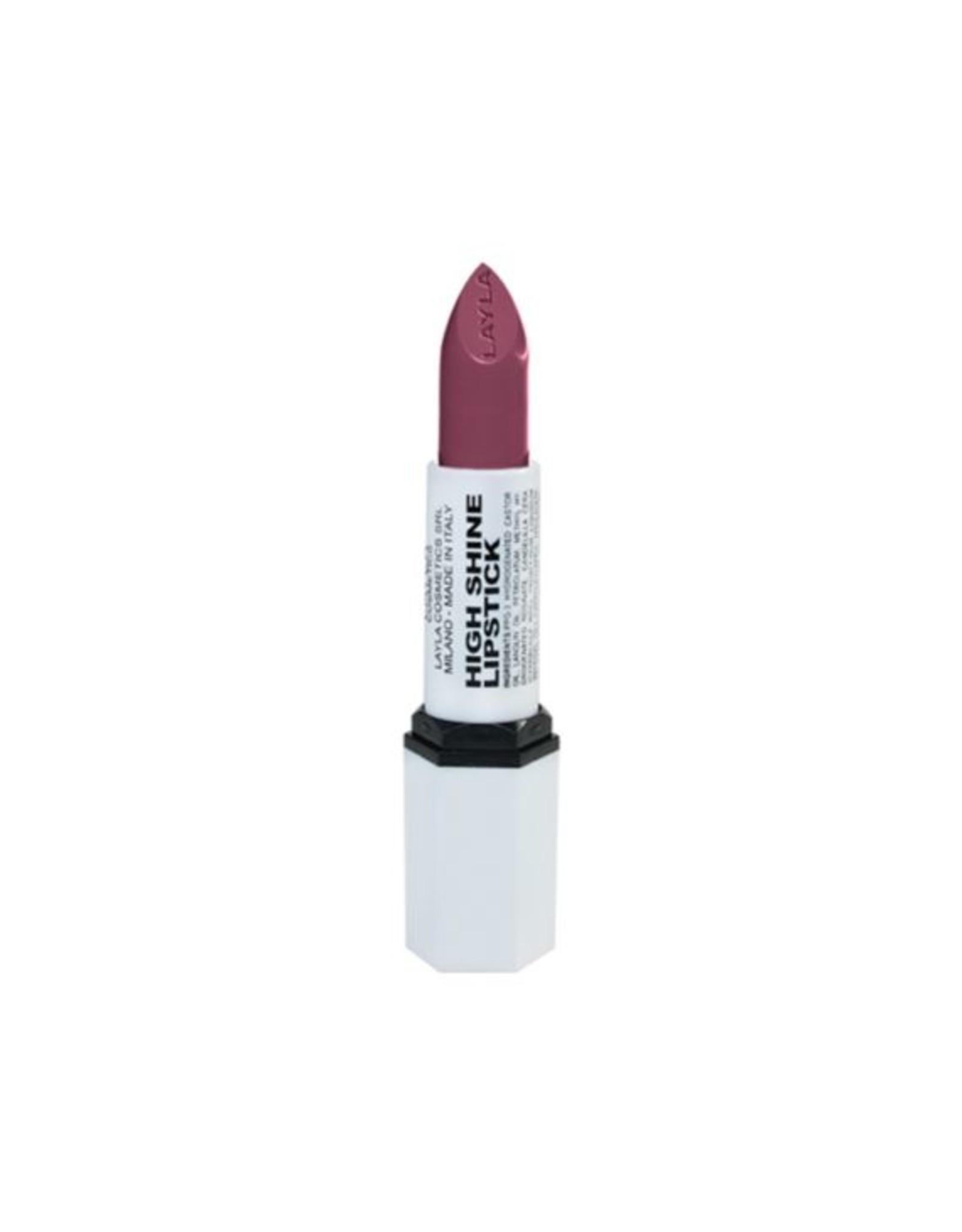 Layla Cosmetics High Shine Lipstick 134 - Layla Cosmetics