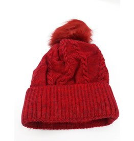 Red Pompon