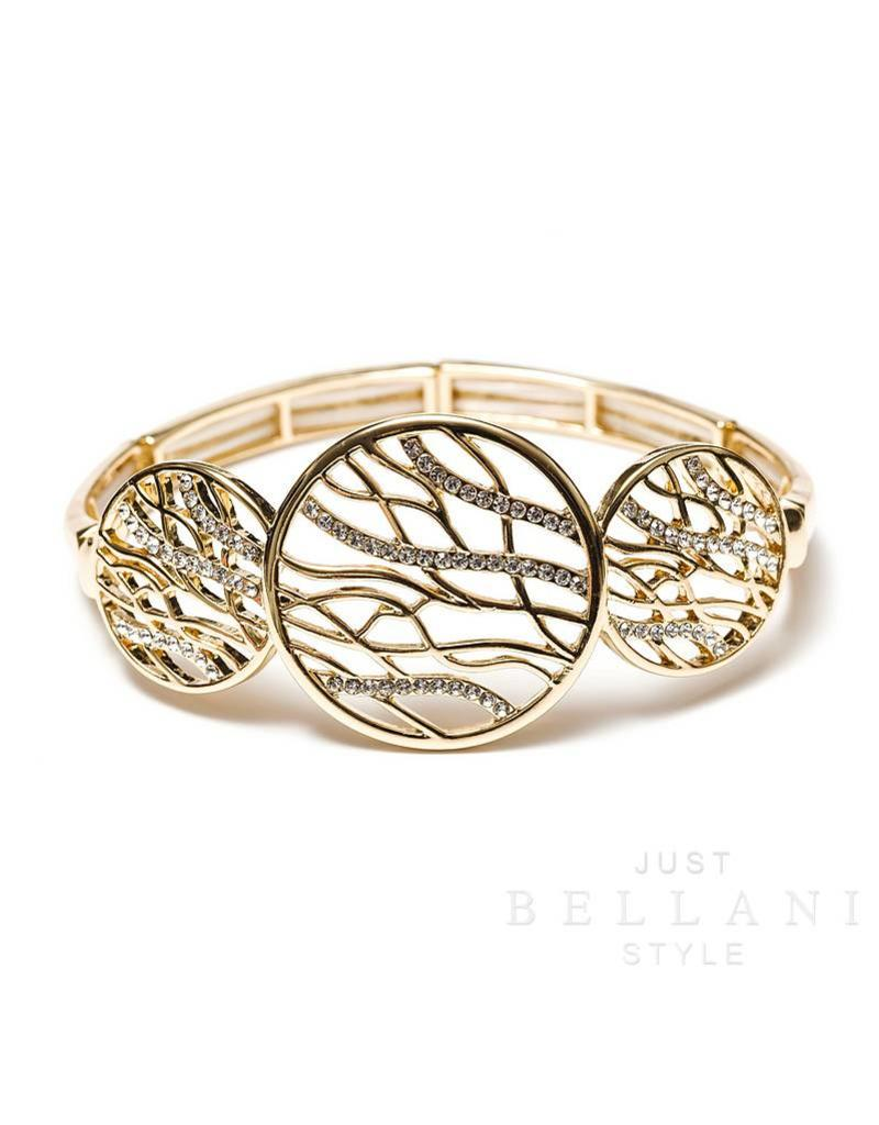 Just Bellani Style Golden Waves