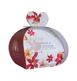 The English Soap Company Clematis & Lime Blossom