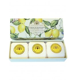 The English Soap Company Lemon and Mandarin