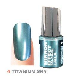 Layla Cosmetics Titanium Sky N°4