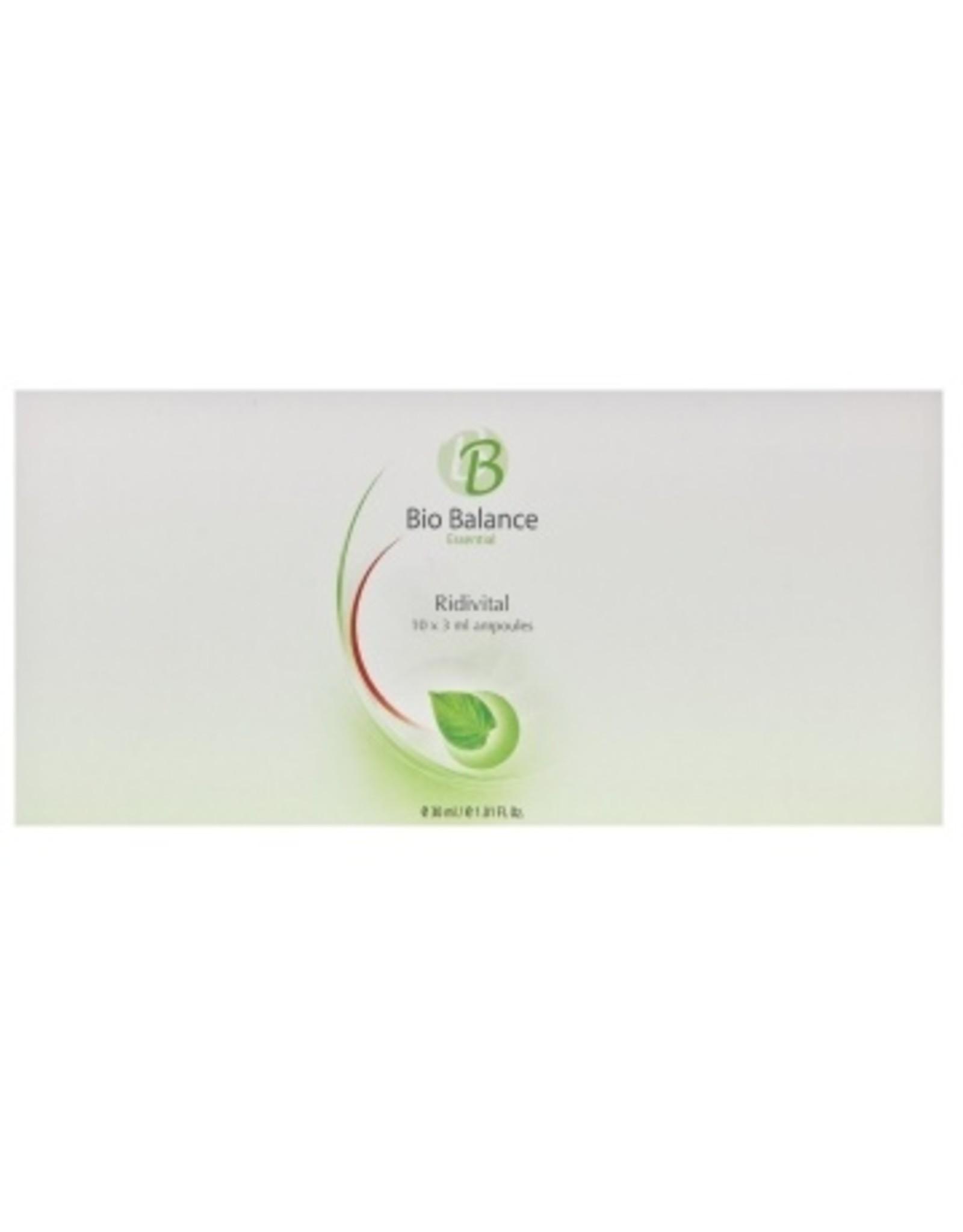Bio Balance Ampullen  Ridivital - Bio Balance