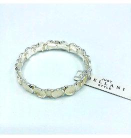 Just Bellani Style Bracelet  Argent de Maman