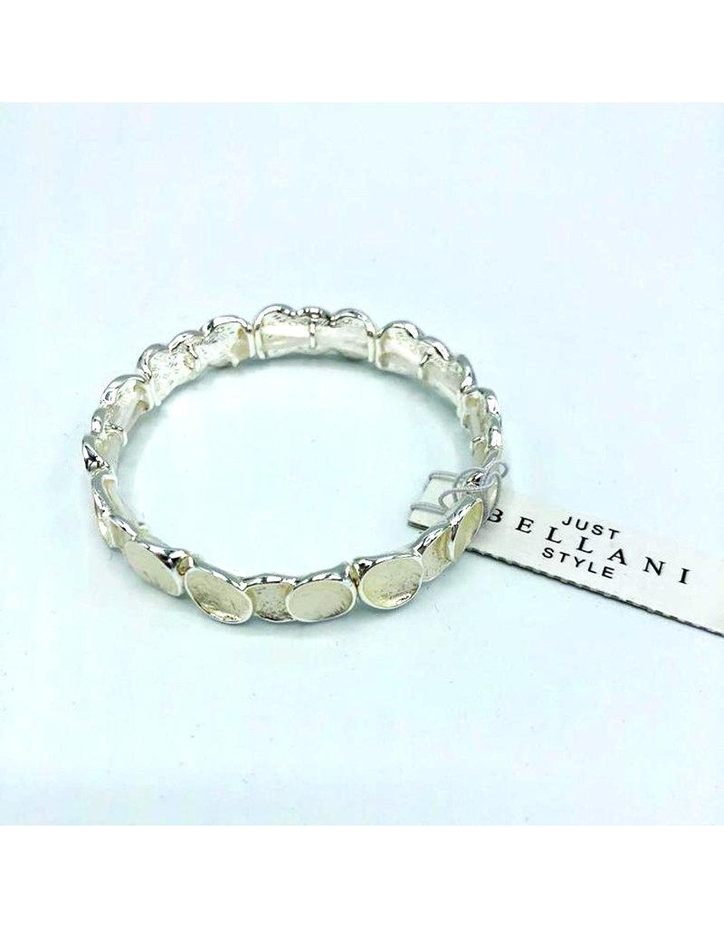 Just Bellani Style Bracelet Argent de Maman - Just Bellani Style