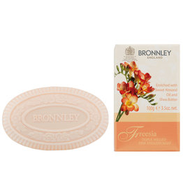 Bronnley Freesia soap