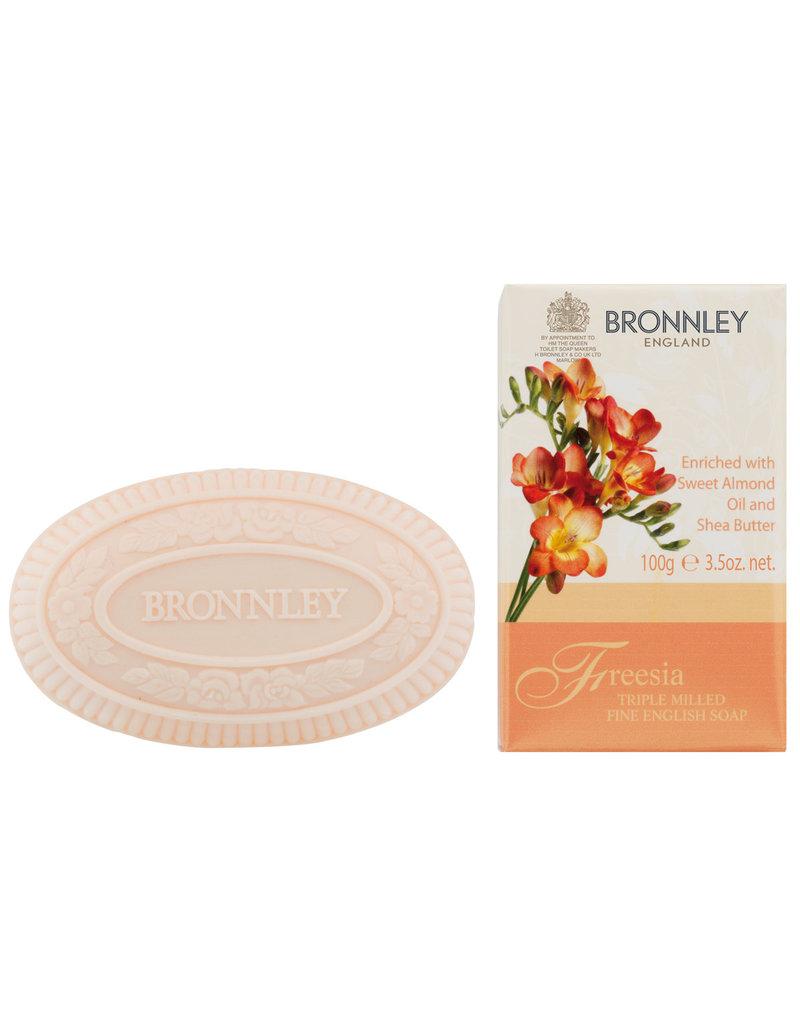Bronnley Freesia - Bronnley - zeep 100gr.