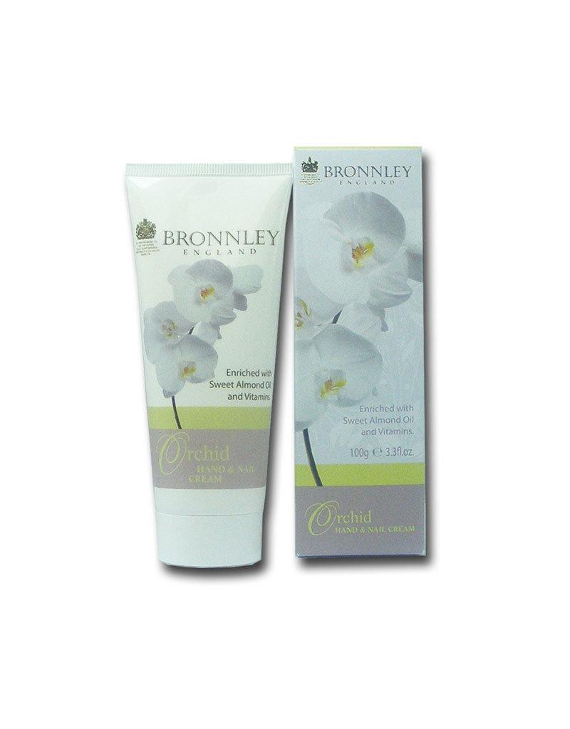 Bronnley Hand & Nagelcrème Orchid - Bronnley