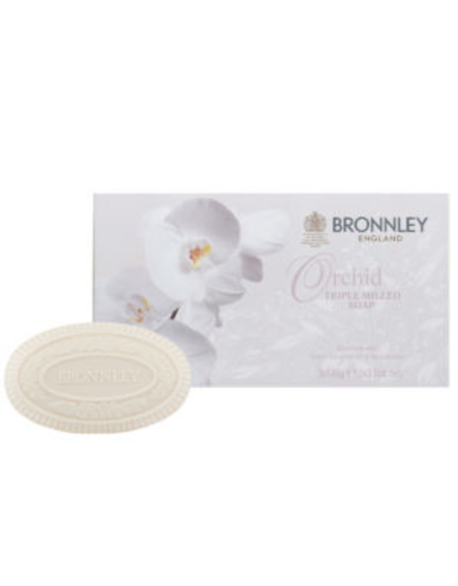Bronnley Orchid – Triple Milled Soap Collection