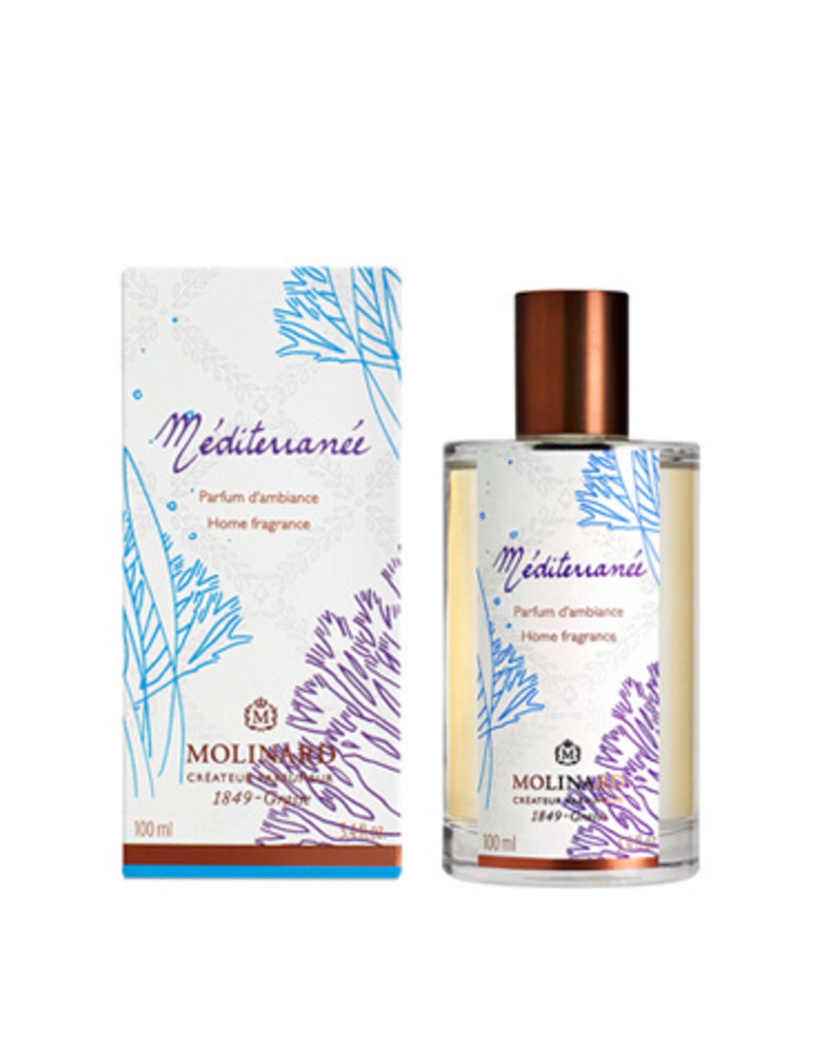 Molinard Méditerranée - Spray d'ambiance - Home Parfum - Molinard