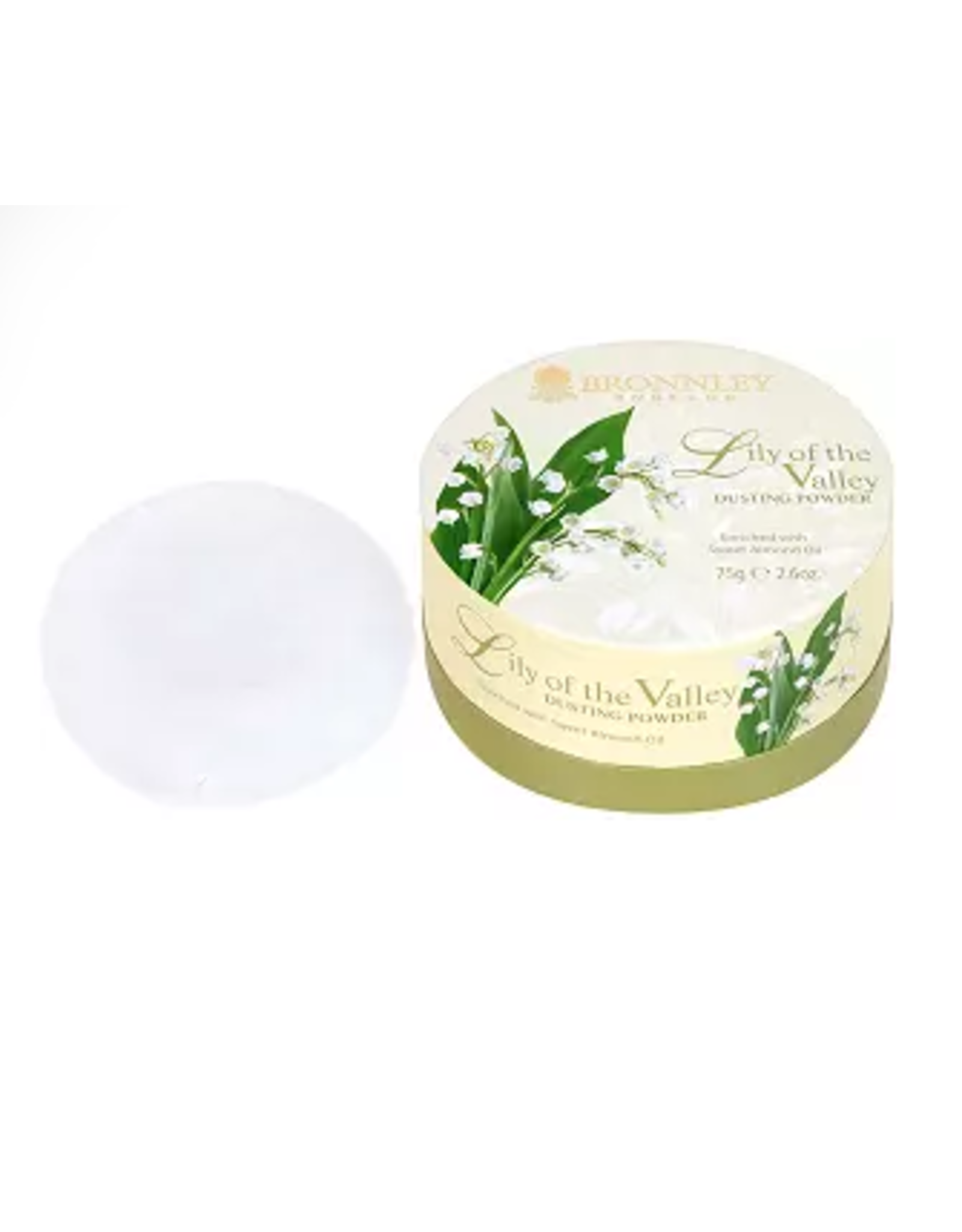 Bronnley Lily of the Valley Dusting Powder - Bronnley