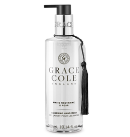 Grace Cole Savon Liquide Mains White Nectarine & Pear