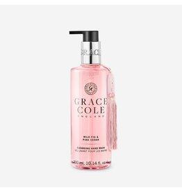 Grace Cole Handzeep Wild Fig & Pink Cedar