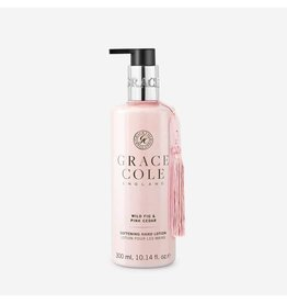 Grace Cole Hand Lotion Wild Fig & Pink Cedar