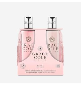 Grace Cole Body Care Set Duo Wild Fig & Pink Cedar