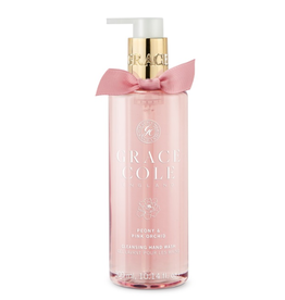 Grace Cole Hand Wash Peony & Pink Orchid