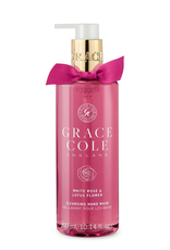 Grace Cole Hand Wash White Rose & Lotus Flower