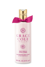 Grace Cole Body Lotion White Rose & Lotus Flower