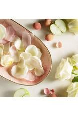 Grace Cole Handbag with soap White Rose & Lotus Flower